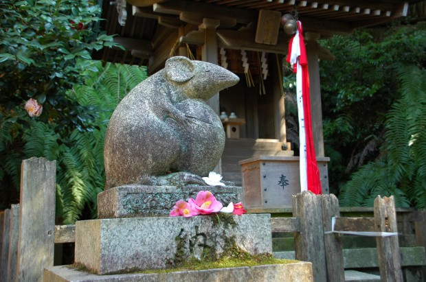 20140414 101 高麗鼠(こまねずみ) 大豊神社