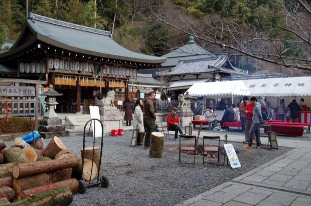 ③ 15.01.01 (23)熊野若王子神社