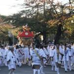 八神社のお祭り